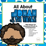 All About Jonah and the Whale Minilesson for Preschool, Pr