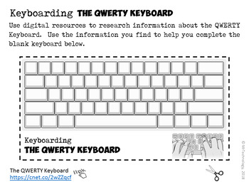 All About Keyboarding and the QWERTY Keyboard