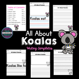 All About Koala: Writing Templates