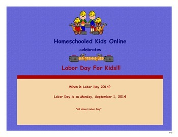 """All About Labor Day"" Celebration 2014"