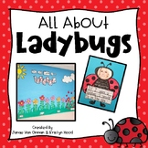 All About Ladybugs: Life Cycle, Facts, Writing and Craftivities!