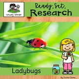 All About Ladybugs (Nonfiction Informational Writing Animal Research Project)