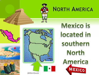 Latin America PowerPoint with Fun Facts and Photos