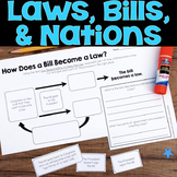 All About Laws and How Nations Get Along {Social Studies}