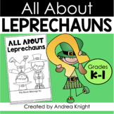 All About Leprechauns (A St. Patrick's Day Book for Emerge