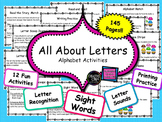 NO PREP Packet: Literacy (Kindergarten 1st Grade)