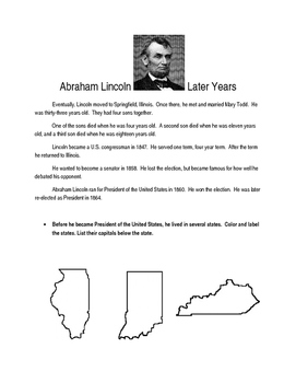 All About Lincoln