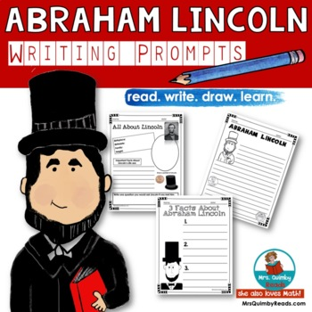 Abraham Lincoln | Graphic Organizer | [Reader Response Page]