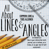 All About Lines and Angles