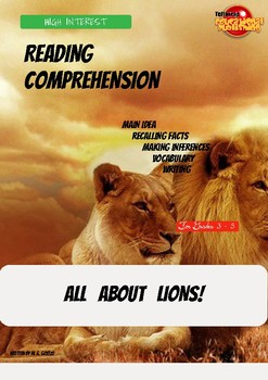 All About Lions!