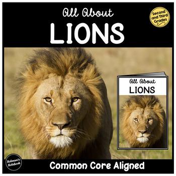 All About Lions | Nonfiction