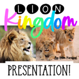 All About Lions Nonfiction EBook
