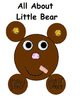 All About Little Bear Bundle (5 Senses, Autism, Speech Therapy)