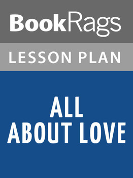 All About Love Lesson Plans