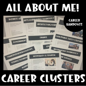 All About ME! Career Pathway