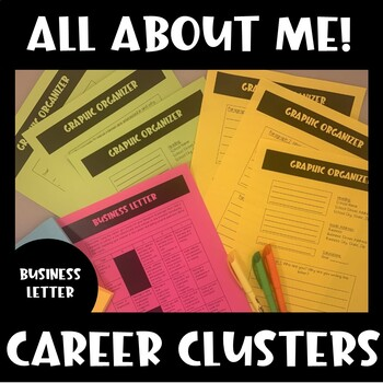 All About ME! Career Pathway (Back to School)