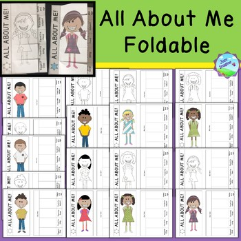 All About ME Vertical Foldable