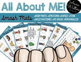 All About ME: Language Smash Mats (NO PREP)