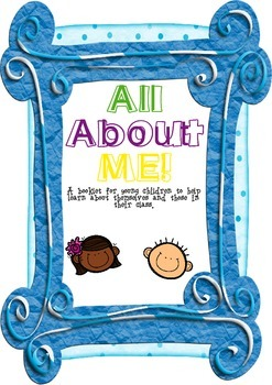 All About ME Learning Booklet