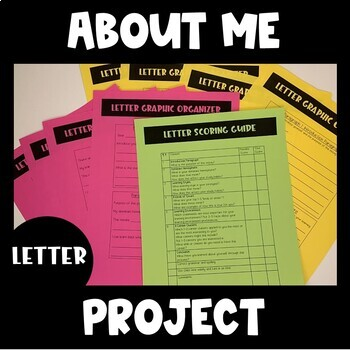All About ME! Project