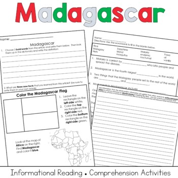 All About Madagascar