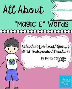 All About Magic E Words