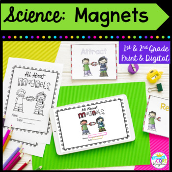 Magnets Mini Unit- 1st & 2nd Grade