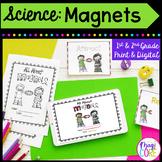 Magnets Mini Unit- 1st & 2nd Grade Google Slides Distance Learning Pack