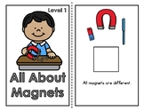 All About Magnets Adapted Book (2 Levels)