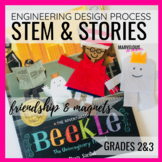 All About Magnets | Beekle Lesson Plan | Engineering Desig