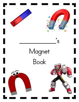 All About Magnets Book