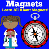 Magnets Kindergarten | Magnets First Grade | Magnets PowerPoint | Magnets Lesson