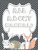 All About Mammals {Common Core aligned!}