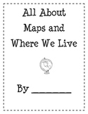 All About Maps Booklet