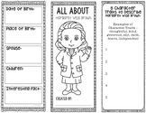 All About Margaret Wise Brown - Biography Research - Interactive Notebook