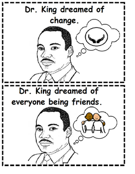 All About Martin Luther King, Jr.
