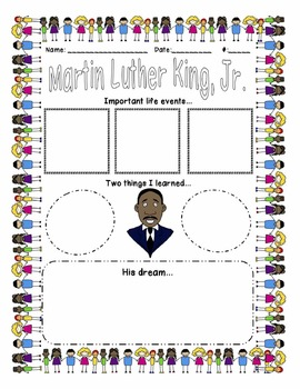 MLK: All About Martin Luther King, Jr.