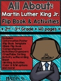 All About: Martin Luther King Jr. Flip Book & Activities