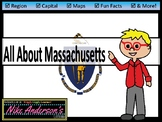 All About Massachusetts   US States   Activities & Worksheets