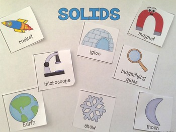All About Matter {Aligns with NGSS 2-PS1-1,2,3,4 and K-2-ETS1-1 & 2} {science}