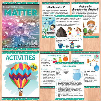 All About Matter
