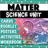 States of Matter Activities, Worksheets, Posters, and Lapbook