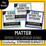 Matter Interactive Notebook Unit Bundle