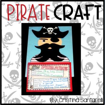 Pirates craft and writing