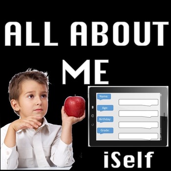 All About Me Back to School Writing Activities