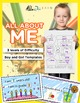 All About Me - 3 Difficulty Levels - Boy and Girl Template