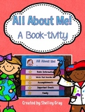 All About Me {A Book-tivity}