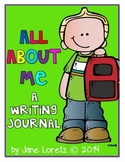 All About Me (A Writing Journal)