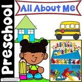 All About Me Activities Preschool