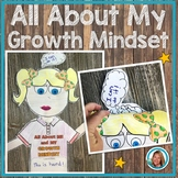 Open House Activity - Growth Mindset Activity with Lesson - Dot Day